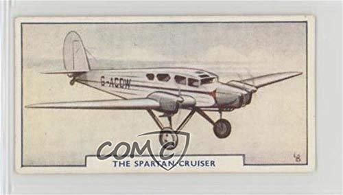 The Spartan Cruiser (Trading Card) 1925 Godfrey Phillips Aircraft - Tobacco [Base] - Matte Finish Back #40