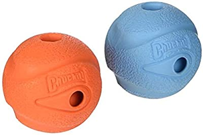 Chuck It Whistler Ball Medium 2 Pack