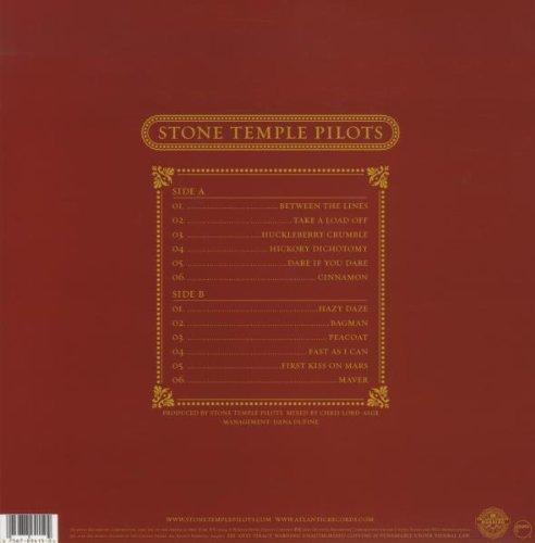 Stone Temple Pilots (LP) by Atlantic