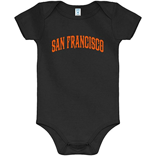 San Francisco Giants Baby Onesie Price Compare