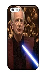 Hot Style OkpcqNg11355iwozc Protective Case Cover For Iphone5/5s(star Wars Tv Show Entertainment)(3D PC Soft Case)