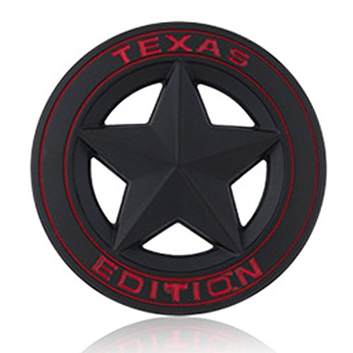 texas auto decal - 8