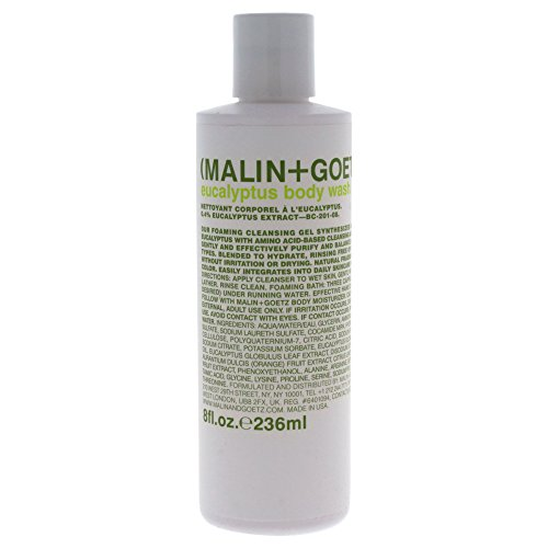 (Malin + Goetz Eucalyptus Shower Gel, 8oz)
