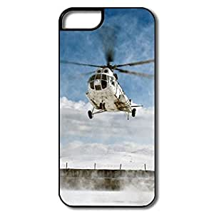 Custom Cases Geek Mi8 Helicopter For IPhone 5/5s