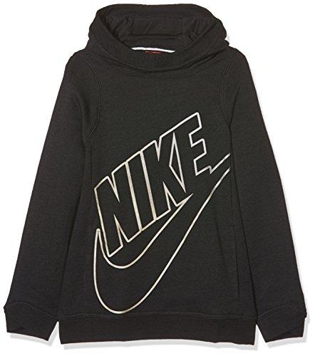 G Po black Hoodie Sweat Modern Filles Nsw Noir Gfx Nike PIqZxwTgdT