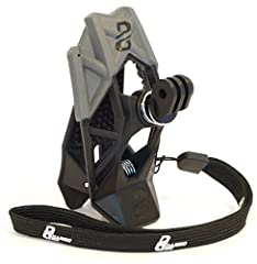 Have you ever spent more time setting up your mount than getting the shot? Worse yet, have you cringed at the thought of permanently adhering a plastic piece to your shiny new helmet, ride, or other prized possession? With the all new ...