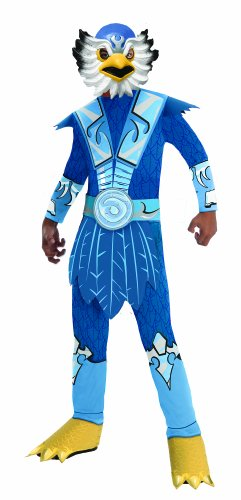 Skylanders Giants Jet Vac Child's Value Costume, Medium -