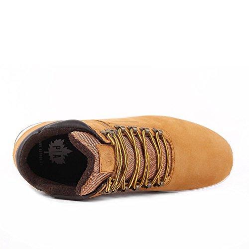 K1X Hombres Calzado / Boots H1ke Territory marrón