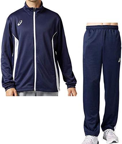 アシックス(asics) トレーニングジャケット&トレーニングパンツ 上下セット(ピーコート/ピーコート) S-AS-2031B238-400