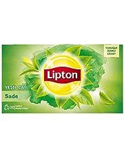 Lipton Berrak Sade Bardak Poşet Yeşil Çay 20'Li