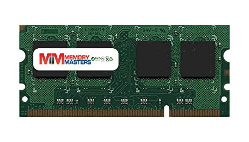 MemoryMasters 1GB DDR3-1066 144-pin PC3-8500 Kyocera Printer SODIMM Memory (p/n MDDR3-1GB) by MemoryMasters (Image #1)