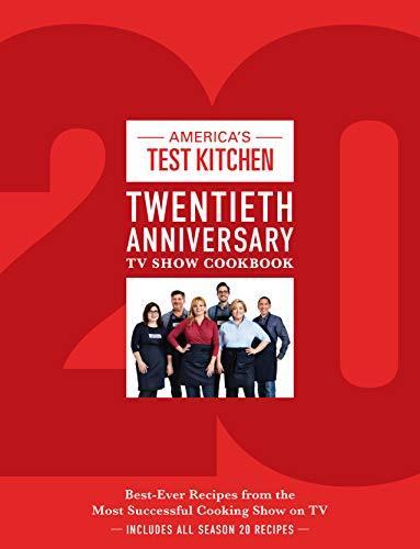 America's Test Kitchen Twentieth Anniversary TV