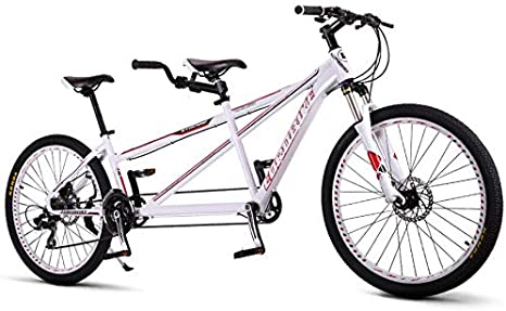 ZZKK Scenery Travel Doble Bicicleta del Montar Panorámica ...