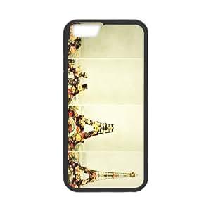 Custom Case Paris Tour Eiffel Picture For iPhone 6 4.7 Inch Q3V562926