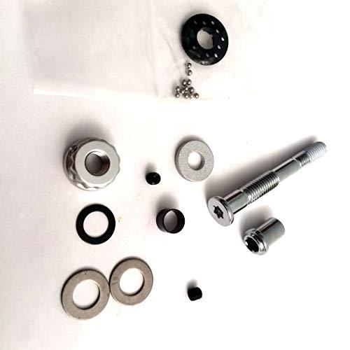 - Shimano Ultegra 6700 10-Speed BR-6700 Front Pivot Bolt Assembly Pivot Bolt:52.5MM(2-1 - Y8G698020