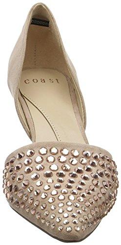 Coast Bout Femme Escarpins blush Fermé Angelina Rose RwrRqvU