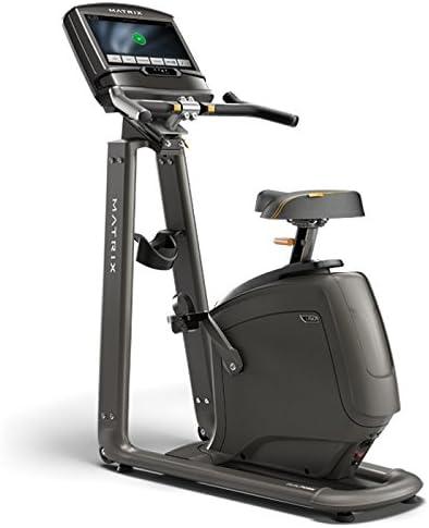 Matrix Fitness ZMK4000748 U50 - Bicicleta vertical con consola Xir ...