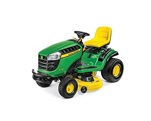 John Deere 100 Series Lawn Tractor E130