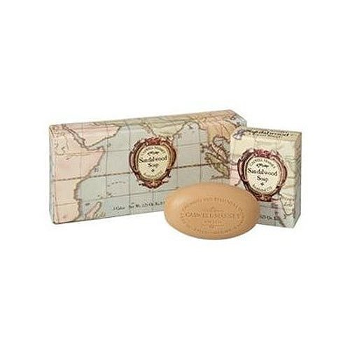 Caswell-Massey Sandalwood Hand-Body Soap