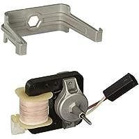 Exact Replacement Parts ER4389144 Evaporator Motor, White