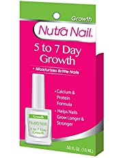Nutra Nail 5 to 7 Day Growth Calcium Formula, 0.50 Fluid Ounce