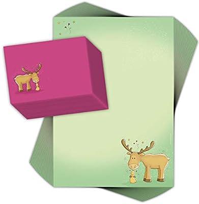 Juego de papel de cartas para niños