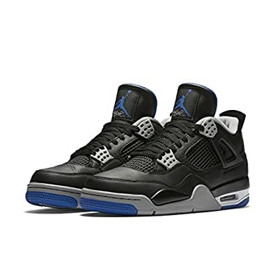 Amazon.com   Men's Air Jordan 4 Retro Shoe   Running