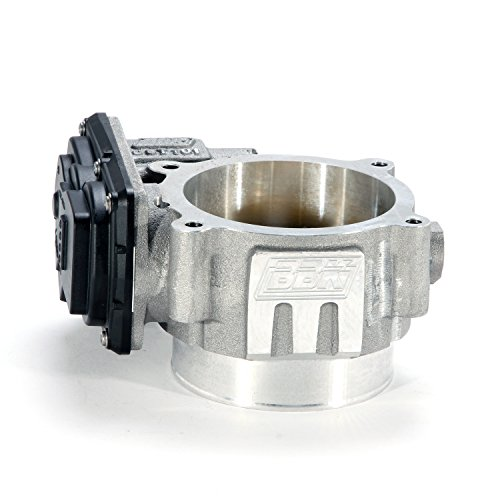 BBK 1821 85mm Throttle Body - High Flow Power Plus Series for Mustang GT 5.0L