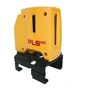 PLS Laser PLS-60512 PLS 90 Laser Level Tool, Yellow