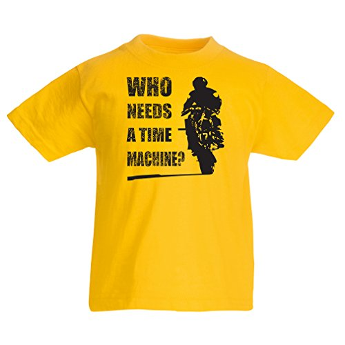 funny-t-shirts-for-kids-my-time-machine-motorcycle-apparel-motorcycle-art-suits-3-4-years-yellow-mul