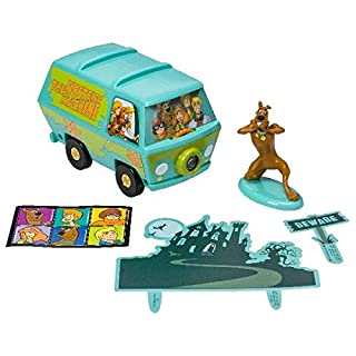 DecoPac Decorating Scooby-Doo Mystery Machine Cake Topper For Birthdays and Special Occasions, One-Size, Mulitple