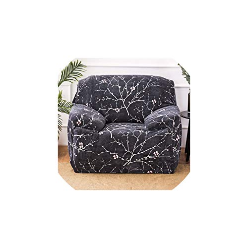 fantasticlife06 Plush Fabric Sofa Cover Universal Couch