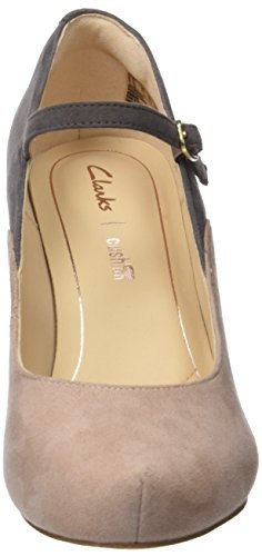 clearance outlet store Clarks Women's Dalia Lily Ankle Strap Heels Beige (Nude Combi) free shipping shop for discount pay with paypal discount new arrival PNcxz0I