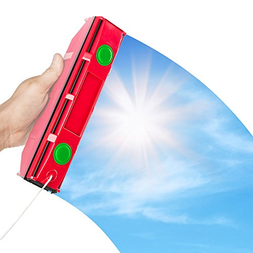 Glider Magnetic Window Cleaner Cleans Outside While You Re