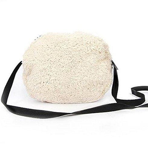 Dayan Neue Art und Weise nette Panda-Schultasche Rucksack Umhängetasche