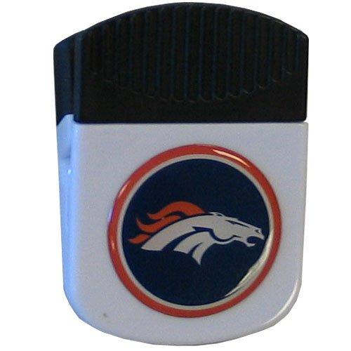 Denver Broncos Nfl Clip - NFL Denver Broncos Clip Magnet