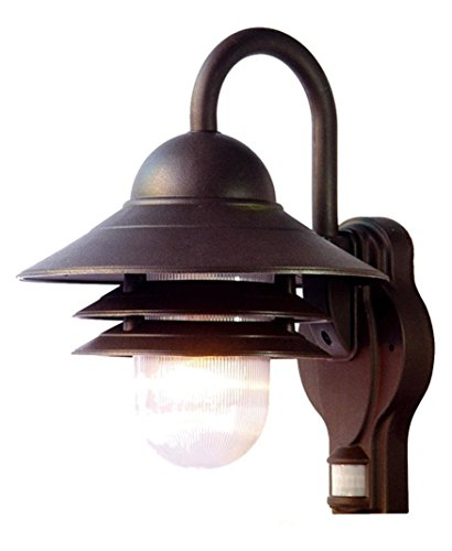 One Light Architectural Bronze Marine Light by Acclaim Lighting