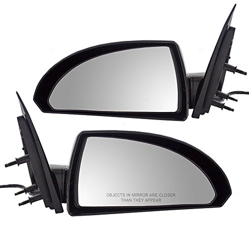 Pair Set Power Side View Mirror Bases w/Housing Replacement for Chevrolet Impala & Limited 20759191 20759190 AutoAndArt
