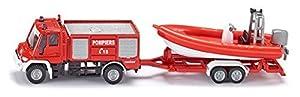 WOW Unimog Fire Engine w/ boat by WOW