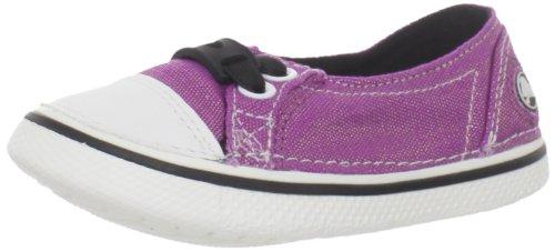 M Fashion Sneaker (Toddler/Little Kid/Big Kid),Viola/Black,13 M US Little Kid ()