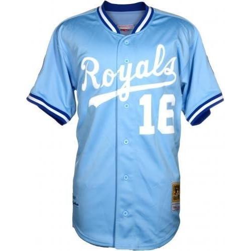 buy popular f7385 7ad23 Framed Bo Jackson Royals Autographed MLB Jersey - Fanatics ...