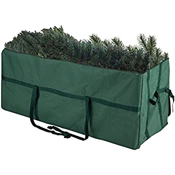 Merveilleux Elf Stor Heavy Duty Canvas Christmas Tree Storage Bag Large For 9 Foot Tree