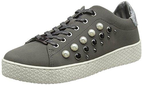 Grey Trainers Women's Grey Grau 422525015969 Dark Dark Bugatti wP6aOSqF