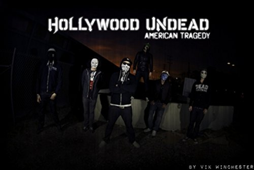 Hollywood Undead New Printed Poster Rare