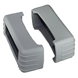 82 Series Rubber Boot Size 5 - Grey (Pair) - 1.75 Inch X 4.75 Inch X 2 Inch