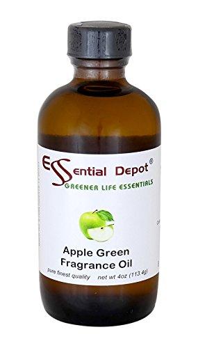 Apple Green Fragrance Oil - 4 oz. - Green Apple Fragrance Oil