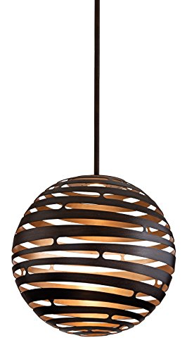 Bronze Corbett Lighting (Tango LED Pendant - 23