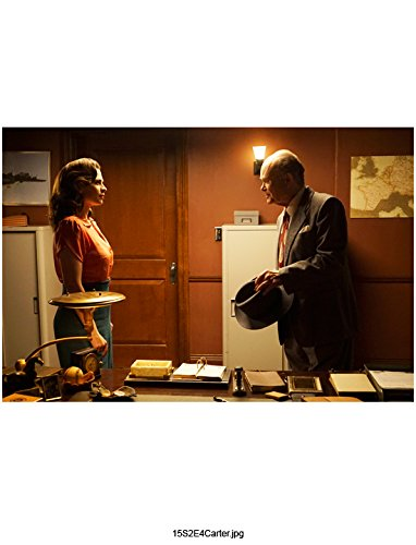 Agent Carter Kurtwood Smith as Vernon Masters with