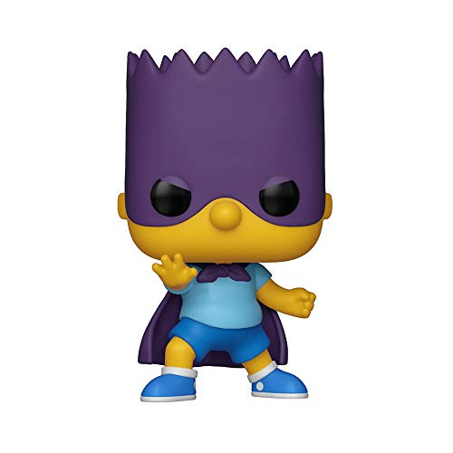 Funko Pop Animation Simpsons - Bart-Bartman