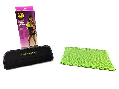 a928340b33 Golds Gym Waist Trainer Trimmer Belt For Men   Women Plus-Size 10